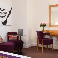 Hotel Waldorf Trocadero удобства в номере