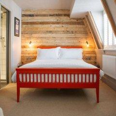 Отель Artist Residence Великобритания, Брайтон - отзывы, цены и фото номеров - забронировать отель Artist Residence онлайн комната для гостей фото 2