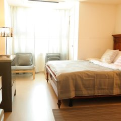 Апартаменты Myeongdong Studio удобства в номере фото 2
