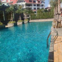 Отель Yephet Condo Pattaya бассейн фото 2