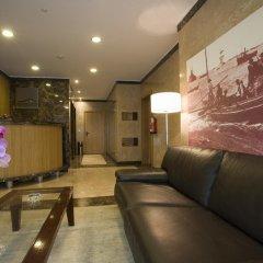 Отель Apartamentos Turisticos Atlantida интерьер отеля