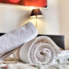 Отель Bourse 5 Бельгия, Брюссель - отзывы, цены и фото номеров - забронировать отель Bourse 5 онлайн ванная