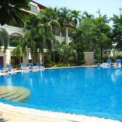 Апартаменты Baan Puri Apartments бассейн фото 2