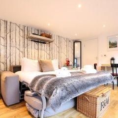 Апартаменты Architect-designed Garden Studio комната для гостей фото 5