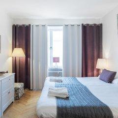Апартаменты City Apartments Stockholm комната для гостей