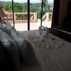 Отель Baan Dork Bua Villa Таиланд, Самуи - отзывы, цены и фото номеров - забронировать отель Baan Dork Bua Villa онлайн комната для гостей фото 4