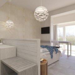 Отель Antigoni Beach Resort сауна