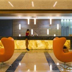 Side Sungate Hotel & Spa - All Inclusive интерьер отеля фото 2