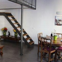 Апартаменты Art Apartment Santo Spirito Matteo комната для гостей фото 5
