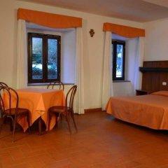Отель La Foresta Реггелло комната для гостей