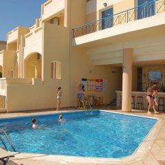 Отель Athina Греция, Милопотамос - отзывы, цены и фото номеров - забронировать отель Athina онлайн бассейн