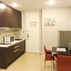 Отель Icheck Inn Skyy Residence Sukhumvit 1 Бангкок в номере