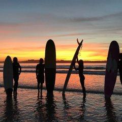Отель Surf & Coworking Испания, Рибамонтан-аль-Мар - отзывы, цены и фото номеров - забронировать отель Surf & Coworking онлайн пляж