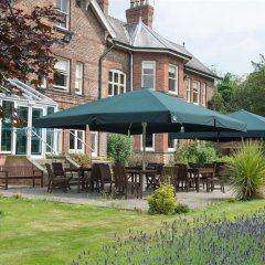 Отель Best Western Burn Hall Hotel Великобритания, Йорк - отзывы, цены и фото номеров - забронировать отель Best Western Burn Hall Hotel онлайн фото 12