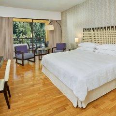 Отель Sheraton Rhodes Resort Греция, Родос - 1 отзыв об отеле, цены и фото номеров - забронировать отель Sheraton Rhodes Resort онлайн комната для гостей фото 2