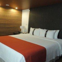 Отель Holiday Inn Mexico Buenavista Мексика, Мехико - отзывы, цены и фото номеров - забронировать отель Holiday Inn Mexico Buenavista онлайн комната для гостей фото 2