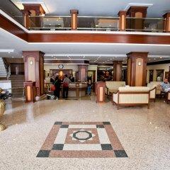 Klas Hotel интерьер отеля