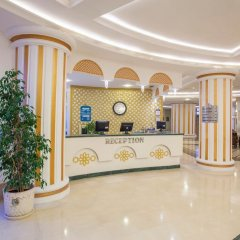 Отель Sultan of Side - All Inclusive Сиде интерьер отеля