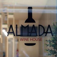 Отель Almada Wine House интерьер отеля фото 2