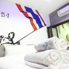Отель Alphabeto Resort комната для гостей