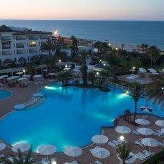 Отель El Mouradi Palm Marina Тунис, Сусс - отзывы, цены и фото номеров - забронировать отель El Mouradi Palm Marina онлайн пляж фото 2