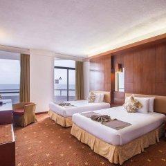 Отель Ambassador City Jomtien Pattaya - Ocean Wing Таиланд, На Чом Тхиан - отзывы, цены и фото номеров - забронировать отель Ambassador City Jomtien Pattaya - Ocean Wing онлайн комната для гостей фото 5