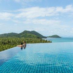 Отель InterContinental Samui Baan Taling Ngam Resort бассейн