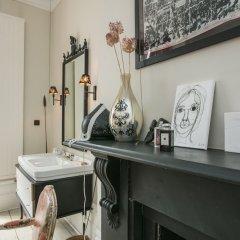 Апартаменты 1 Bedroom Apartment in Belsize Park ванная