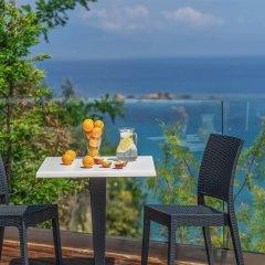 Отель Kymothoe Elite Греция, Закинф - отзывы, цены и фото номеров - забронировать отель Kymothoe Elite онлайн балкон