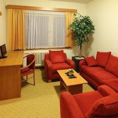 Отель Hubert Чехия, Франтишкови-Лазне - отзывы, цены и фото номеров - забронировать отель Hubert онлайн интерьер отеля фото 2