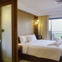 Отель Baywalk Residence Pattaya By Thaiwat комната для гостей фото 5