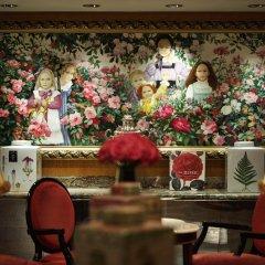 Отель Sofitel London St James Великобритания, Лондон - 1 отзыв об отеле, цены и фото номеров - забронировать отель Sofitel London St James онлайн интерьер отеля фото 3