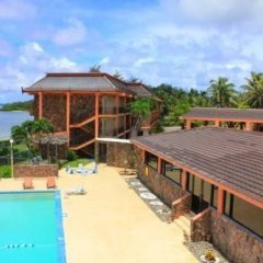 Отель Inarajan Garden House Гуам, Инараджан - отзывы, цены и фото номеров - забронировать отель Inarajan Garden House онлайн бассейн