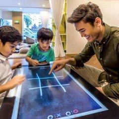 Отель Novotel Bangkok On Siam Square детские мероприятия фото 2