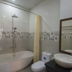Отель Hoi An Sun Lake Homestay Хойан ванная