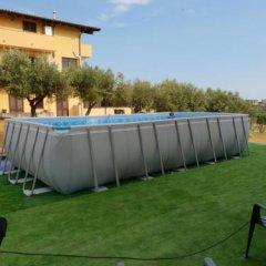 Отель Villa Jolanda & Carmelo Агридженто бассейн фото 2
