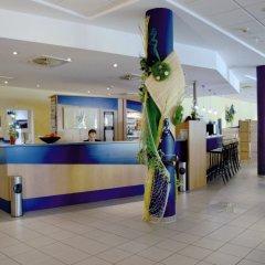 Median Hotel Hannover Messe интерьер отеля