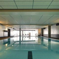 Отель Jumeirah Frankfurt бассейн
