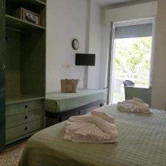 Hotel Concordia Римини сейф в номере