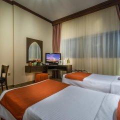 First Central Hotel Suites 4* Люкс с различными типами кроватей фото 4