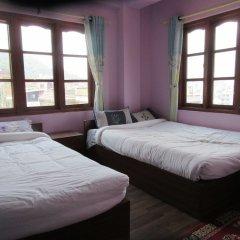 Отель Stupa View Inn Непал, Катманду - отзывы, цены и фото номеров - забронировать отель Stupa View Inn онлайн комната для гостей фото 4