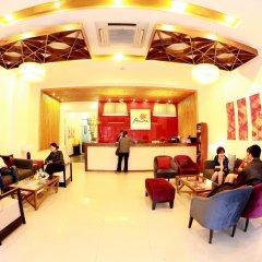 Отель Anise Hanoi интерьер отеля