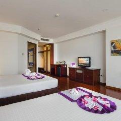 Отель Park Diamond Hotel Вьетнам, Фантхьет - отзывы, цены и фото номеров - забронировать отель Park Diamond Hotel онлайн комната для гостей фото 4