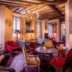 Отель Louis Ii Париж интерьер отеля