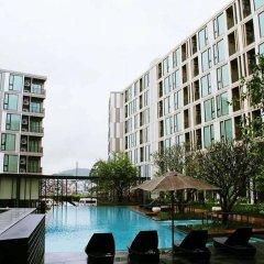 Отель Arthouse Uptown Phuket Таиланд, Пхукет - отзывы, цены и фото номеров - забронировать отель Arthouse Uptown Phuket онлайн приотельная территория