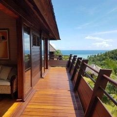 Отель Villa Te Ata - Moorea пляж