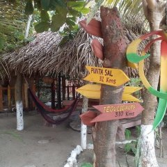 Отель Coco cabañas детские мероприятия фото 2