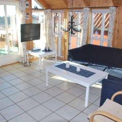 Отель Tregde Ferie комната для гостей