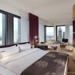 Отель Swissôtel Berlin Германия, Берлин - 2 отзыва об отеле, цены и фото номеров - забронировать отель Swissôtel Berlin онлайн комната для гостей фото 5