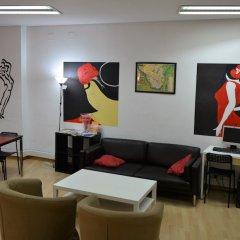 Hostel Era Мадрид интерьер отеля фото 3